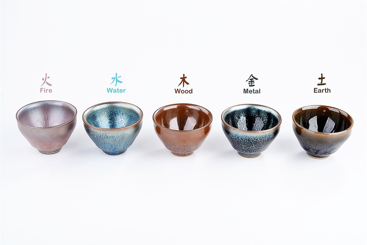 5 elements cup