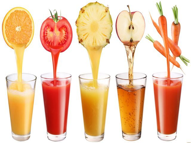 Mix Fruits Juice