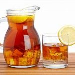 How to brew or make cold ice tea