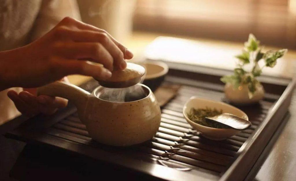 Make tea
