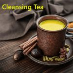 A herbal detox tea can help lung cleanse