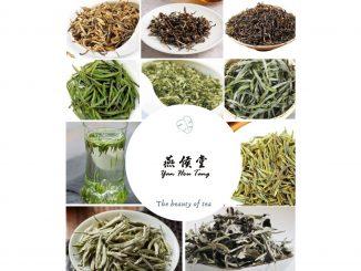 Ten Taiwan famous tea